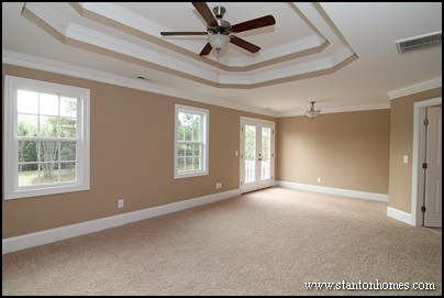 Custom home building and design blog home building tips What kind of paint to use on ceiling