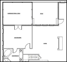 Top Eight Outdoor Living Floor Plans Outdoor Living Ideas furthermore Studio Garage Loft Floor Plans likewise The trinity house plan additionally Brick House Plants moreover Massachusetts. on detached deck plans