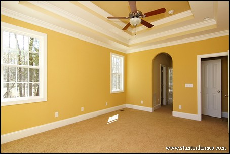 Types of Ceilings | NC Custom Home Builders
