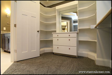 Walk In Closet Dimensions Best Size For A Master Closet