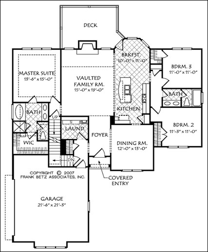 One story floor plans with basements - Single story house plans with basement concept ...
