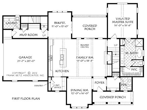 Pocket Office House Plans Best Floor Plans With Pocket