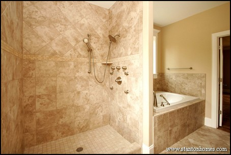Custom home building and design blog home building tips for Bathroom ideas without bathtub