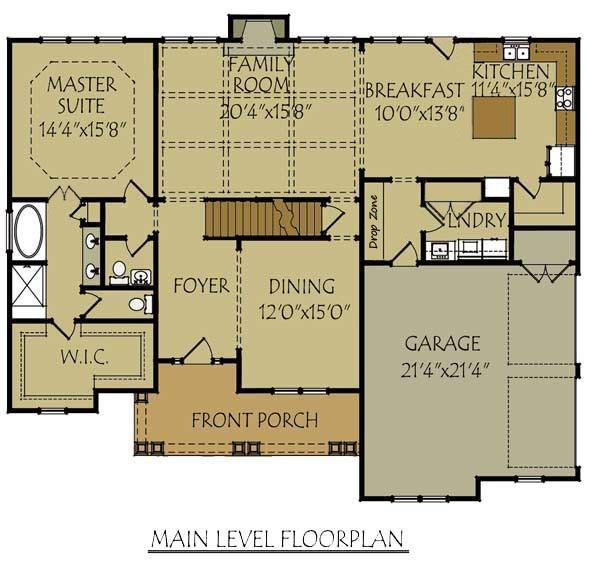 floor plans craft room study loft joy studio design