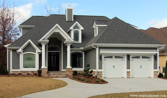 How To Choose A Blue Or Gray Exterior Color