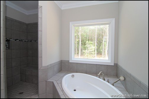 best gray paint colors for bathroom walls rh activerain com Popular Small Bathroom Colors Gray Bathrooms with Accent Color