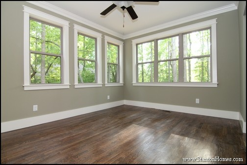 Custom home building and design blog home building tips for Exterior 1x4 trim