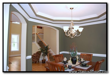 Raleigh new home types of ceilings guide to common for Different kinds of ceiling design