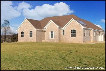 All-Brick Homes Near Raleigh, NC | Full Brick Home Community Options