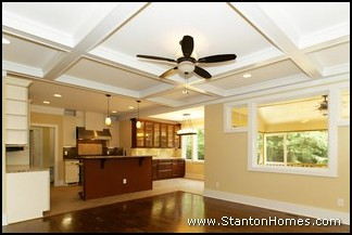 ceiling treatments | Custom Home Building and Design Blog | Home ...
