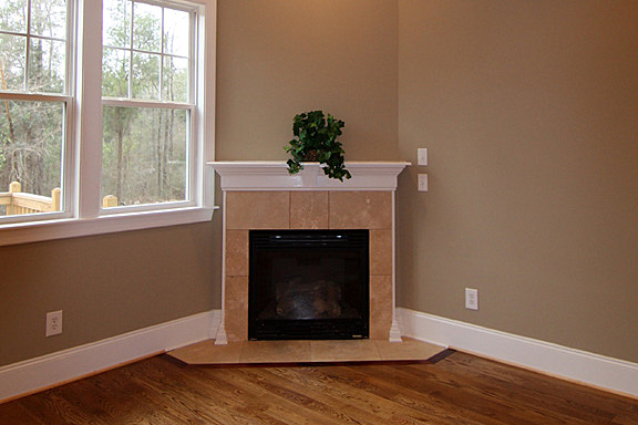 How To Build A Corner Fireplace Mantel And Surround Plans DIY Free ...