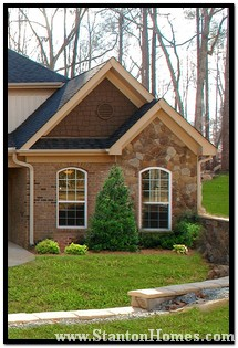 Home Exterior Ideas on Home Exterior Ideas   New Home Builders In Raleigh Nc
