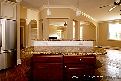 Kitchen Islands | Custom Home Building and Design Blog | Home