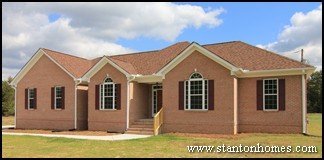 One Story Home Video Tours Single Story Floor Plan Pictures