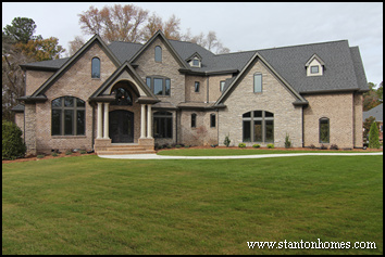 6 Ways To Build With Brick Brick Homes Raleigh