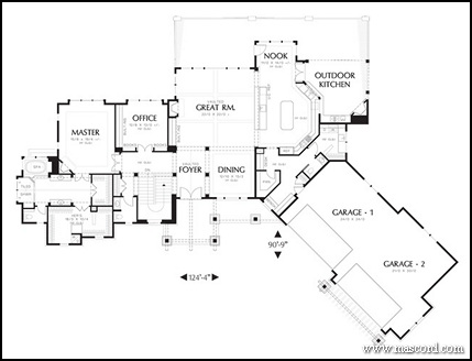 Craftsman style home plans nc craftsman homes for House plans north carolina