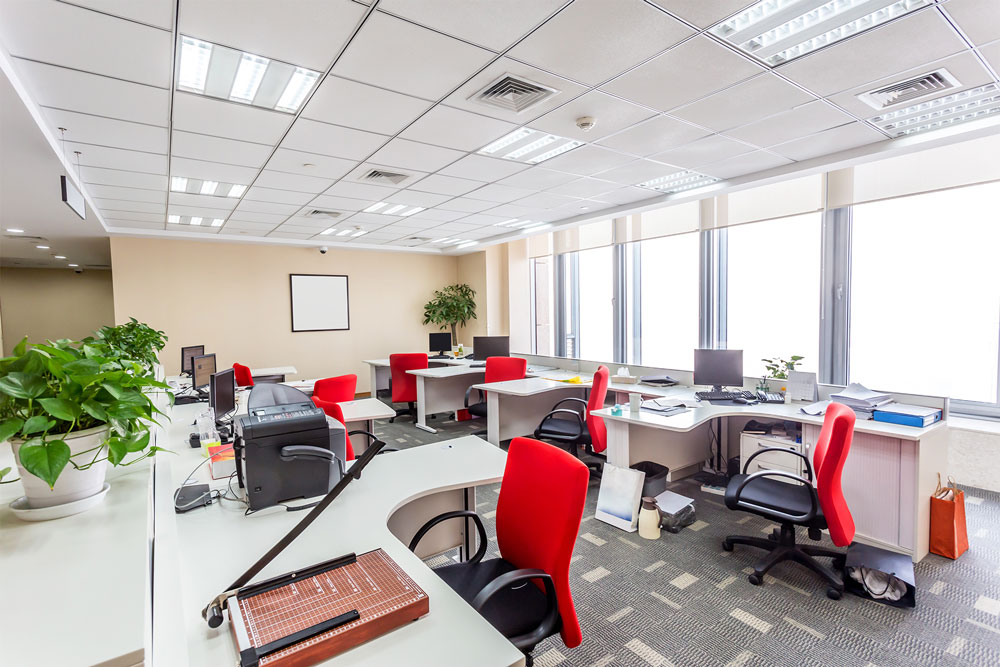 Does your office need a facelift? Get an upgrade and spread the cost monthly!