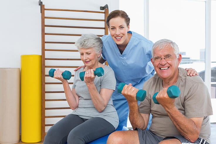 FUNctional Fitness for the Active Senior