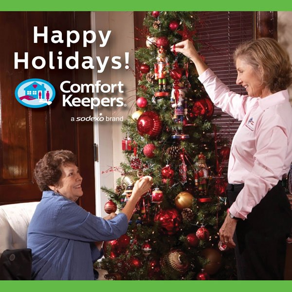 Holidays can help your Loved Ones stay Healthy at Home
