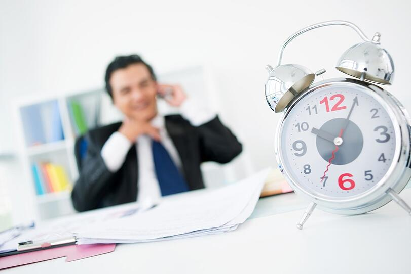 Time in A Payroll Manager's Guide to Time Clocks