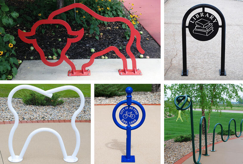 Custom-Bike-Racks