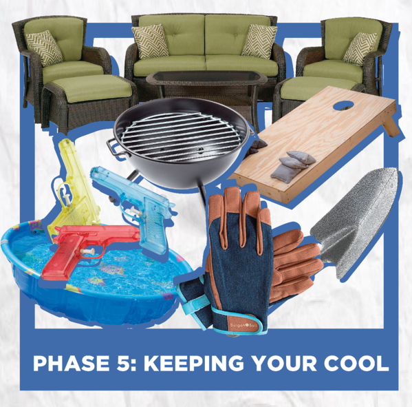 Phase 5 of Pandemic Shopping: Keeping Your Cool