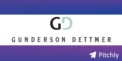 Gunderson Dettmer Selects Pitchly Pitch Automation Platform