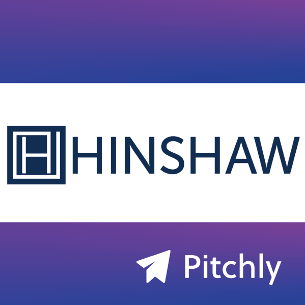 Hinshaw & Culbertson Selects Pitchly Experience and Proposal Platform