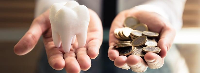 Profits for dental practice