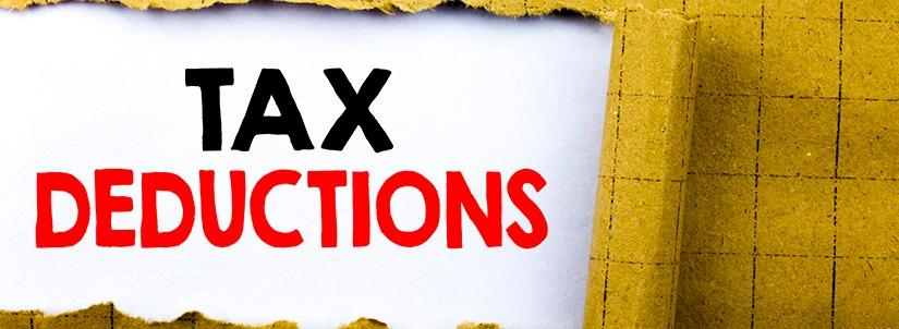 Tax Deductions 2