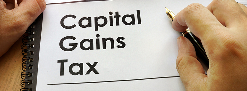 capital gains S Corps