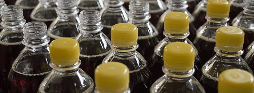 manufacturing bottles