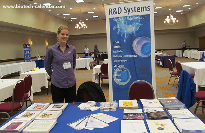 R&D Systems is excited to be at the University of Alabama for the Birmingham BioResearch Product Faire™.