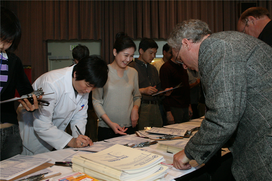 sell lab products at UCLA bioresearch product faire