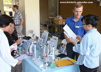 Meet with hundreds of Los Angeles life science researchers at USC.
