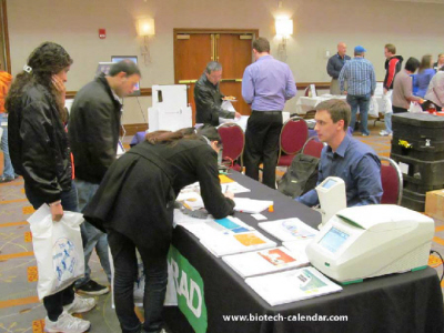 increase laboratory product sales by marketing at UAB Bioresearch Product Faire