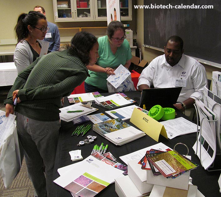 sell lab equipment at Fred Hutch Bioresearch product faire