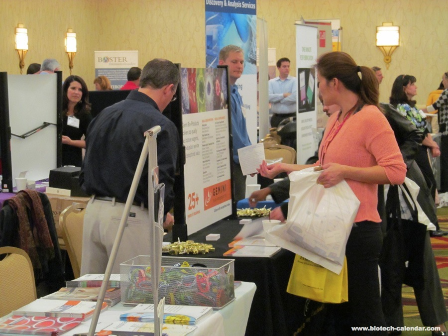 Lab suppliers find new leads at a Houston, TX BioResearch Product Faire event.
