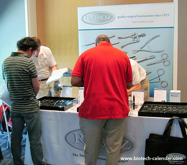 Researchers in Colorado discover new lab supplies and technologies at a past BioResearch Product Faire Event.