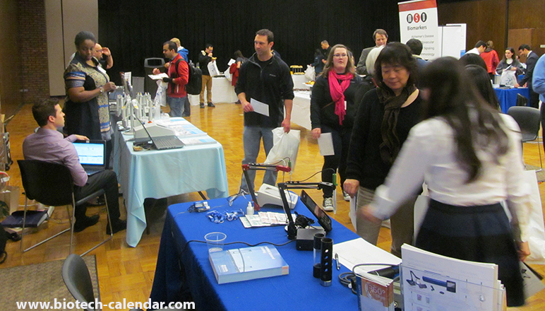 sell lab equipment at UIC bioresearch faire
