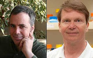 Researchers Bernhard Palsson, PhD and Victor Nizet, MD