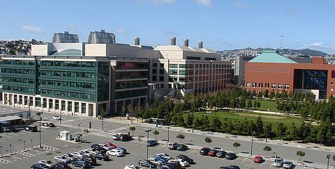 800px UCSF Mission Bay Campus