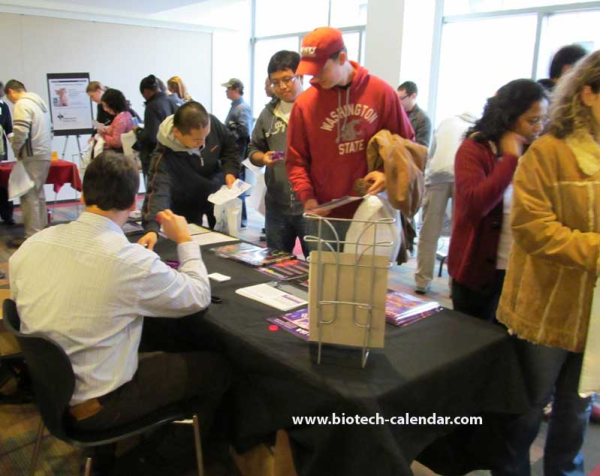 WSU Pullman Life Science Sales and Marketing Event