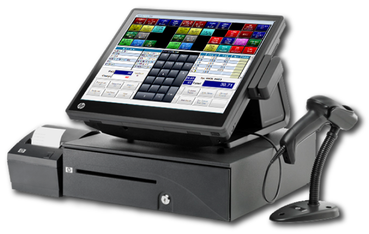 what is pos machine