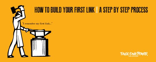 How to Build your First Link