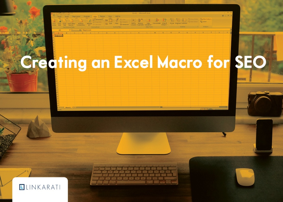 how to create a macro in excel with button