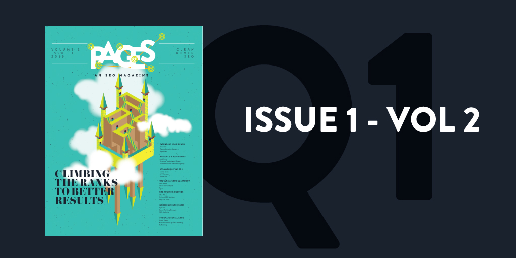 Issue #1, 2019