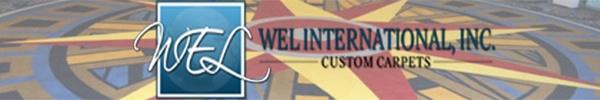 WEL International, Inc. Custom Carpets