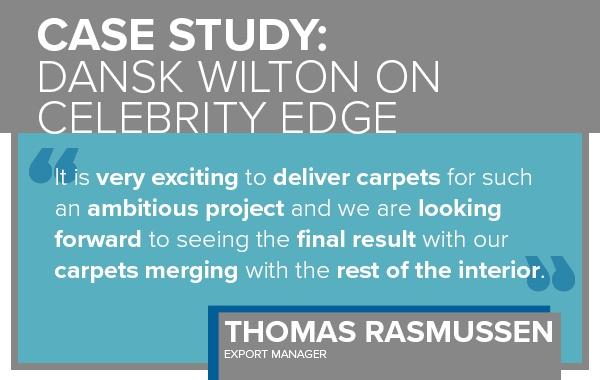 Case Study: Dansk Wilton on Celebrity Edge
