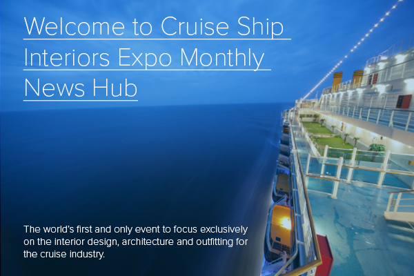 Cruise Ship Interiors Expo | June 18-20, 2019
